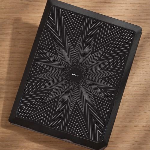 Pattern ereader ebook