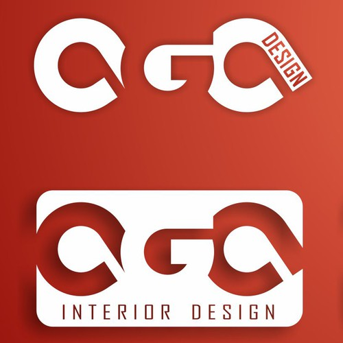 Help Interscapes  architectural woodwork tag line with a new logo