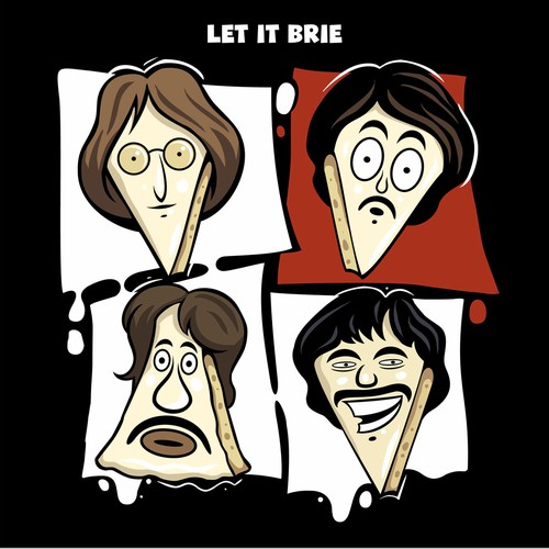 Let It Brie Album Cover