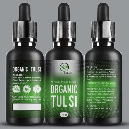 Organic Tincture