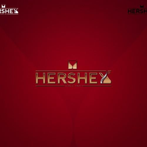 Logo concept Hershey