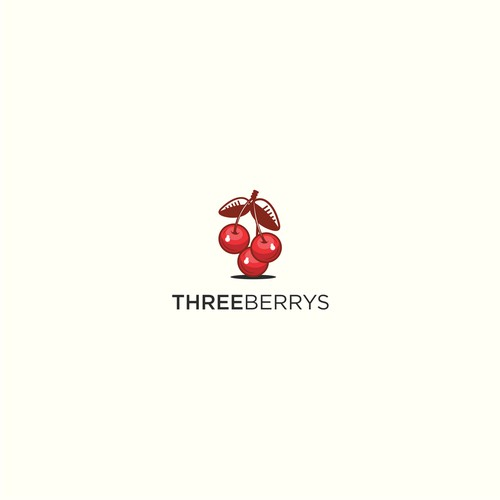 ThreeBerrys logo