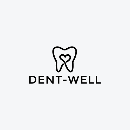 """""""Dental Wellness"""" Logo Concept"""
