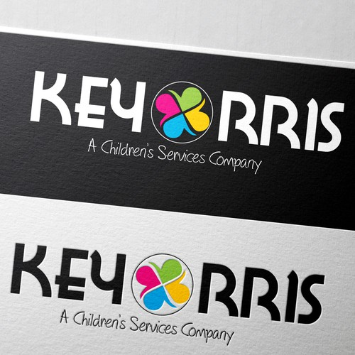 Corporate logo for childcare company - Sydney Australia