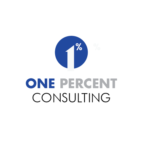 New logo wanted for One Percent Consulting