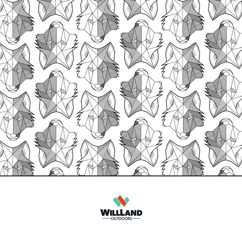 WillLand Outdoors Pattern Design