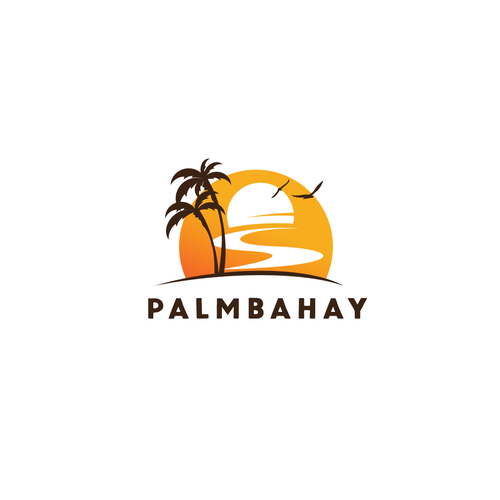 Design a cool logo for Palmbahay (a new clothing brand)!