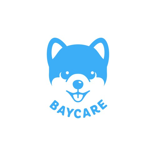 Mascot + logo for kaigo platform in Japan