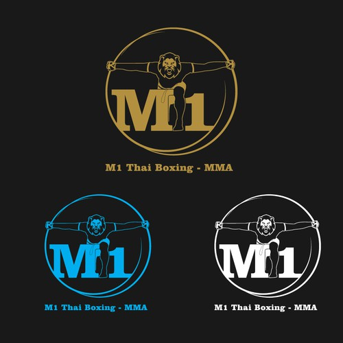 """Logo For """"M1"""""""
