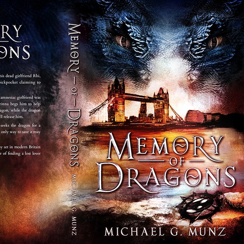 'Memory Of Dragons' by Michael G. Munz