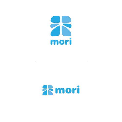 Logo concept for online subscription clothing box service