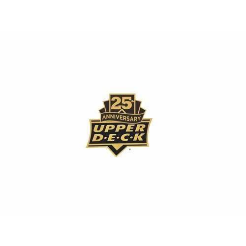 Create 25th Anniversary logo for sports cards/memorabilia company