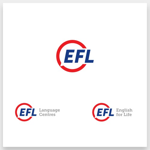 Logo Design for EFL Language Centres