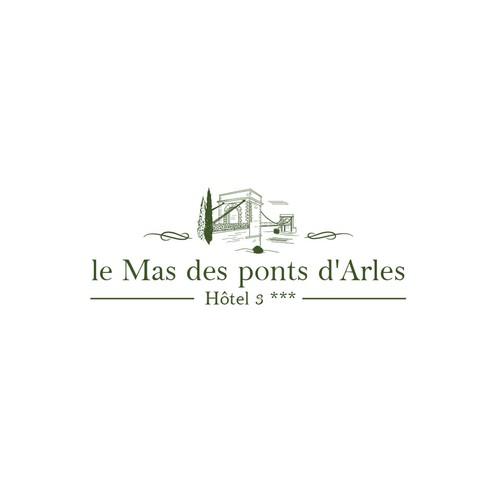 le Mas des ponts d'Arles