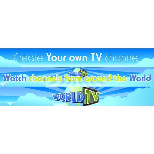 BANNER AD for major online video site