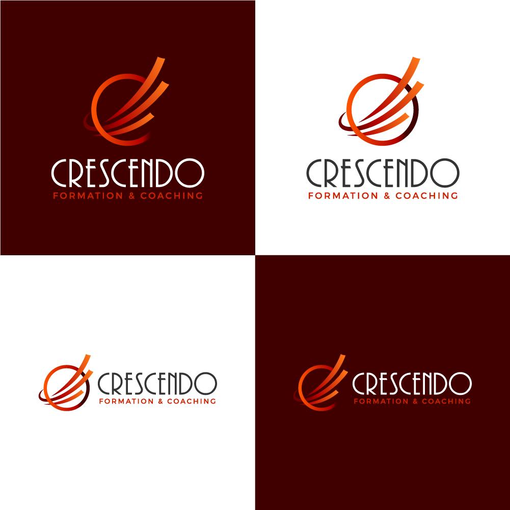 Creating an attractive logo for a company training, coaching and personal development company