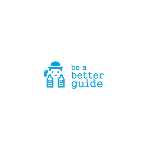 Help tour guides suck less by designing a hip, cool logo for www.beabetterguide.com!