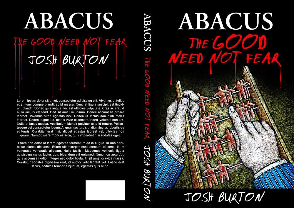 book or magazine cover for Josh Burton