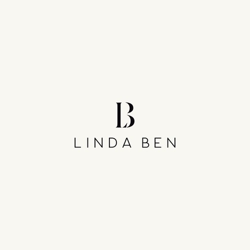 Linda Ben needs a simple yet elegant and sophisticated logo
