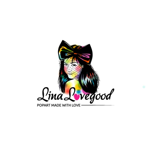 Help Lina Lovegood with a new logo