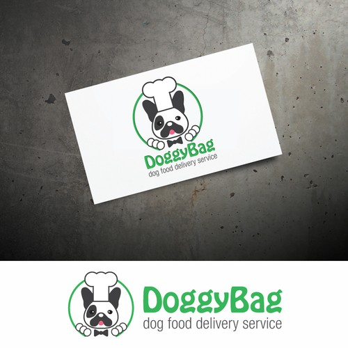 Dog food delivery service
