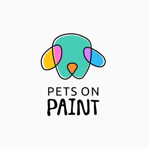PETS ON PAINT