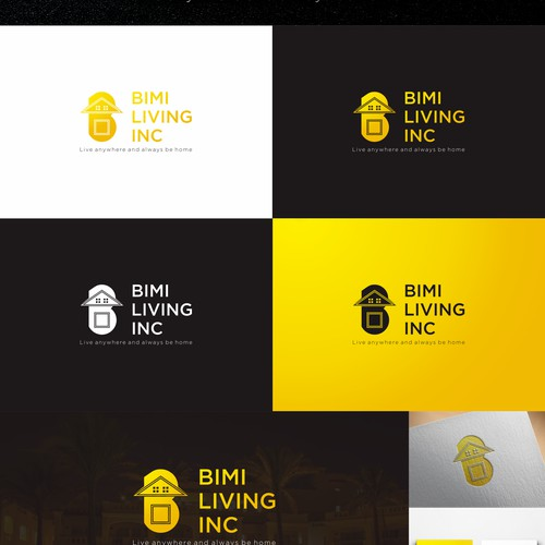 Bimi Living, Inc. (Or no name, possibly, just logo.)