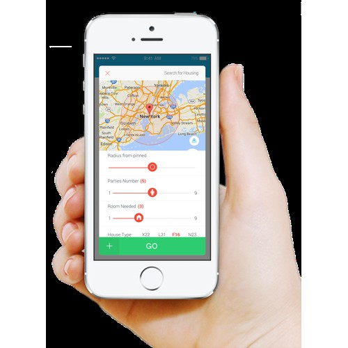 Housing App for Easy Tap