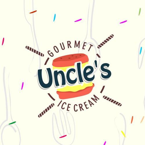 Uncle's Gourmet Ice Cream needs a killer logo!  :D