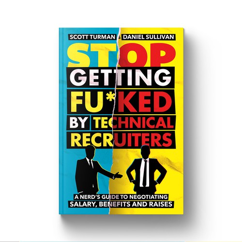 Stop Getting Fu*ked By Technical Recruiters Book Cover