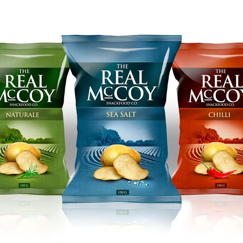 Help Snack Brands Australia with a new product packaging
