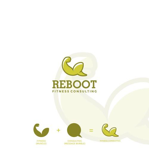 Creative Logo for Reboot
