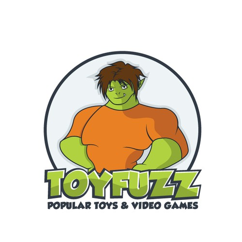 Create a new logo for online toy retailer Toy Fuzz