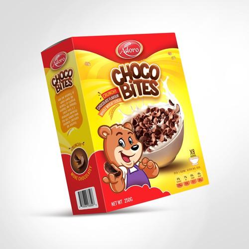 Choco bites Packaging