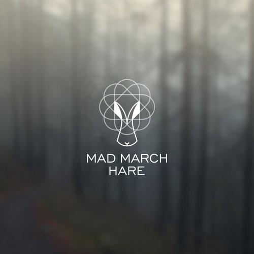 Clean modern logo for MMH