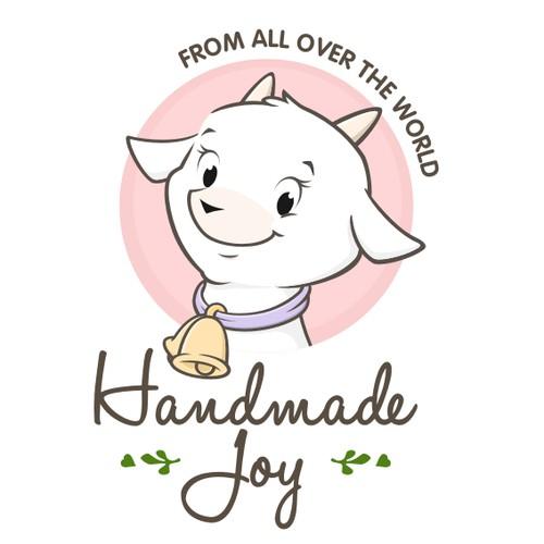 Baby goat for Handmade Joy