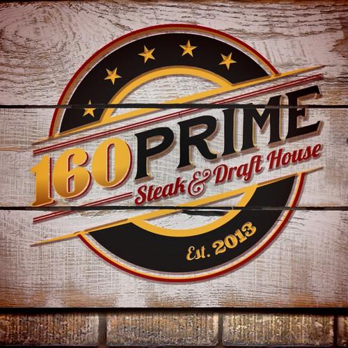 160PRIME Logo