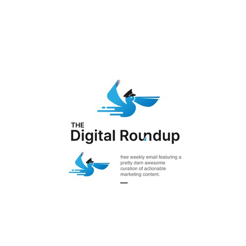 The Digital Roundup Logo