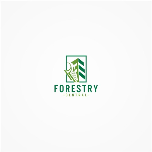 Logo concept for Forestry Central