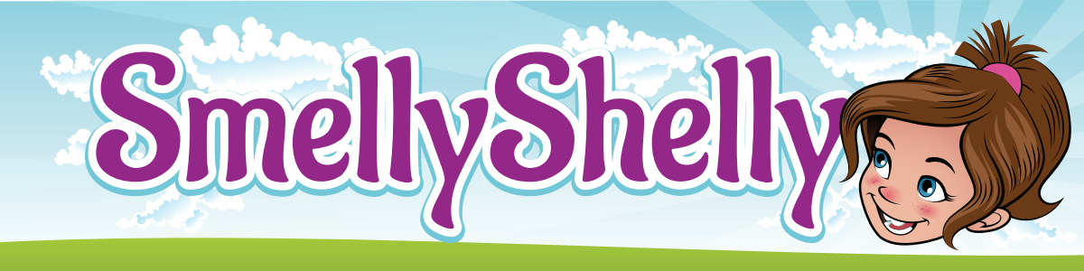 Smelly Shelly book promotion