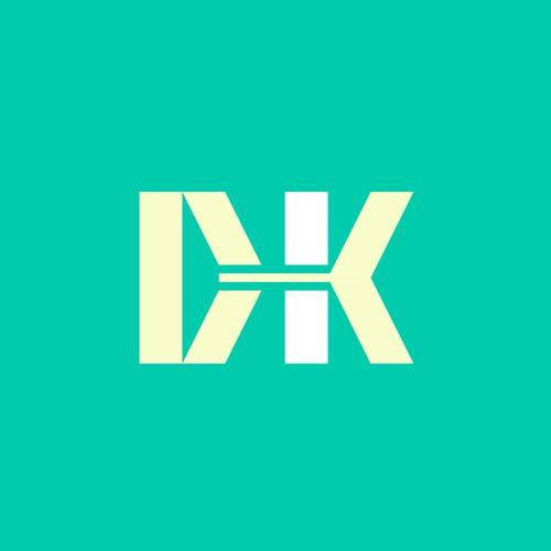 DK monogram