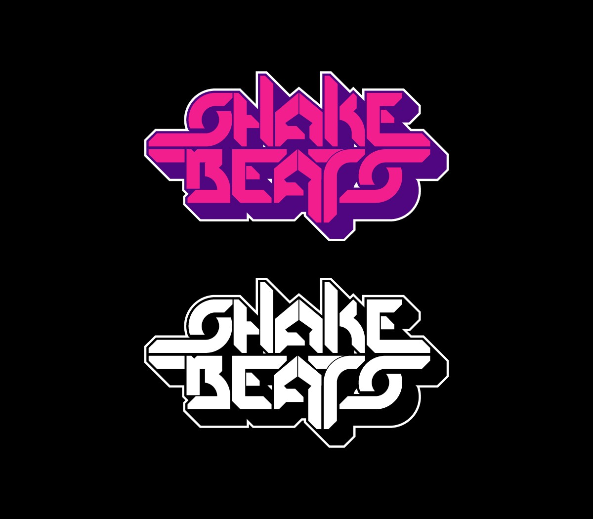 logo for Shake Beats