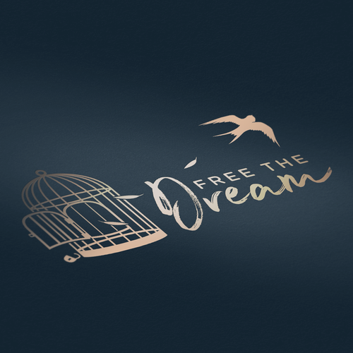 "Logo for the conference ""Free the Dream"""
