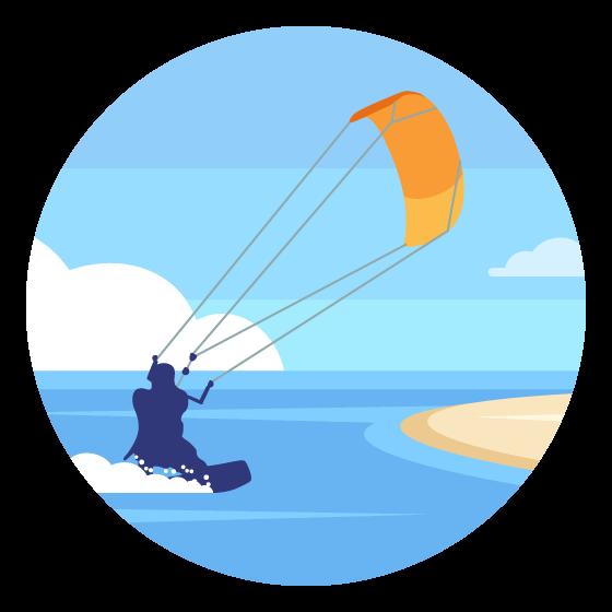 Marine Sanctuaries Icons for Park Passport App