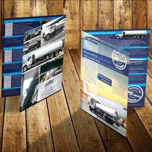 SkyMark Refueler brochure