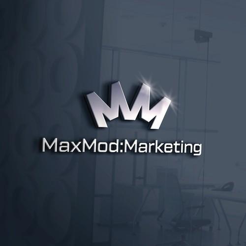 Logo for a Marketing Company from Germany