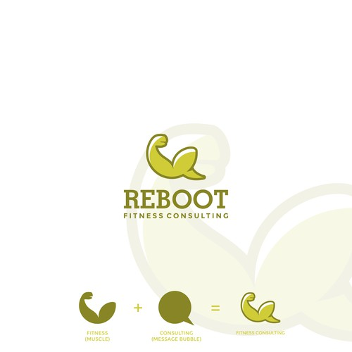 Creative Logo for Reboot