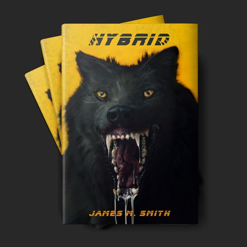 Book cover for HYBRID