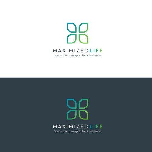 Logo Design for Chiropractic & Wellness Centre
