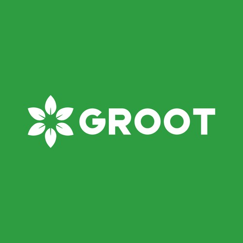 Logo concept for Groot